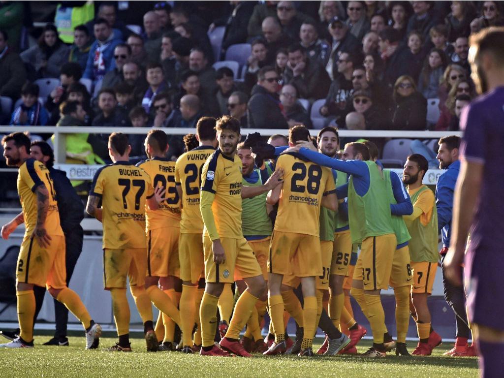 Fiorentina-Hellas Verona (EPA/MAURIZIO DEGL INNOCENTI)
