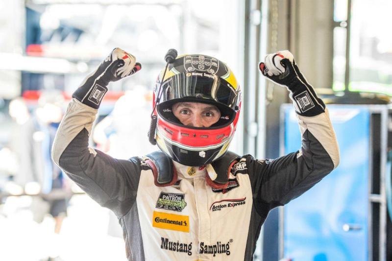 Filipe Albuquerque - 24H Daytona 2018