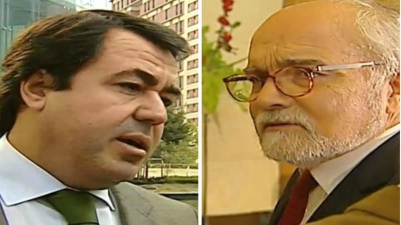 José Conde Rodrigues e José Magalhães