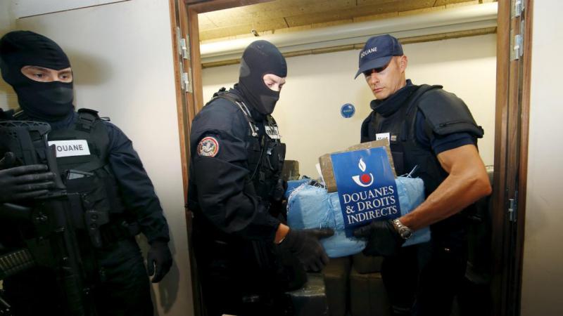 Apreensão de droga (França)