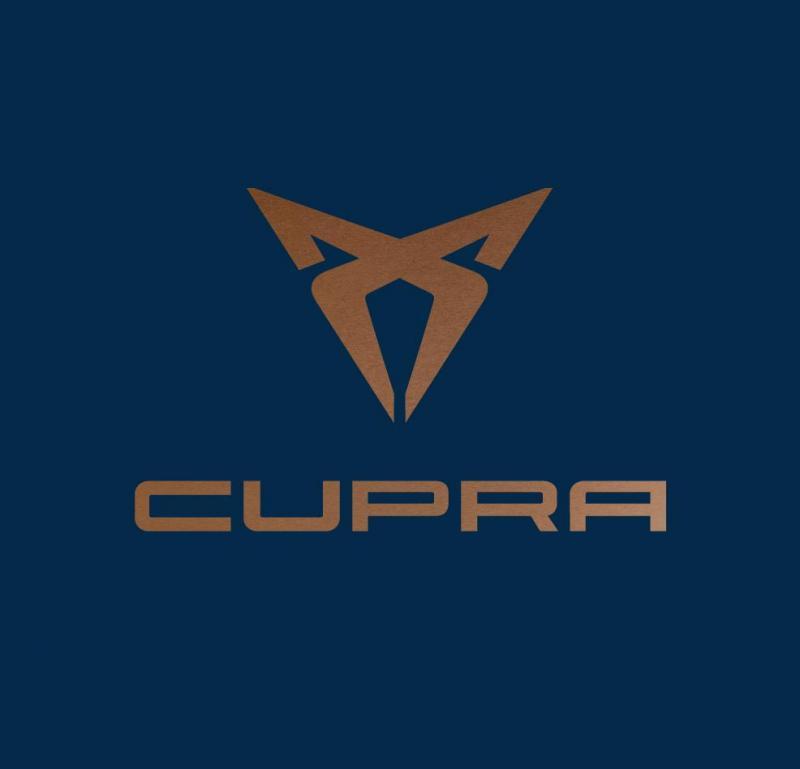 Logotipo CUPRA