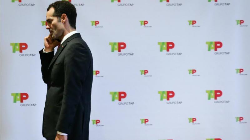 Antonoaldo Neves (presidente executivo da TAP)