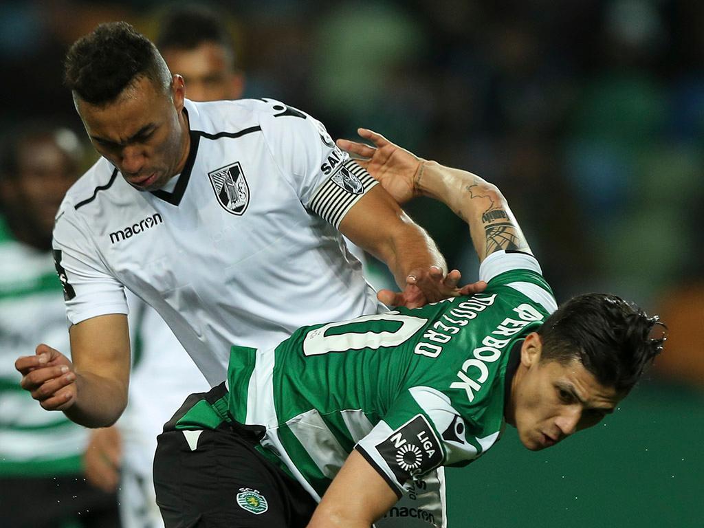 Sporting-Vitória Guimarães (Lusa)