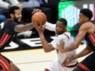 Cleveland Cavaliers-Miami Heat (Reuters)