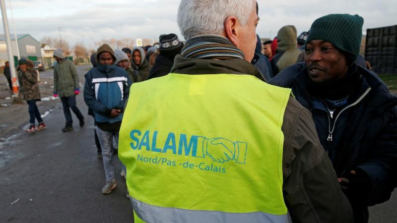 Refugiados - Calais (França)