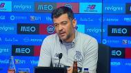 Conceição explica mudanças na lista da UEFA