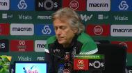 «Bas Dost e Gelson são mais de 50 por cento do Sporting»