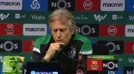 Jesus explica Rúben Ribeiro com recurso a Guardiola