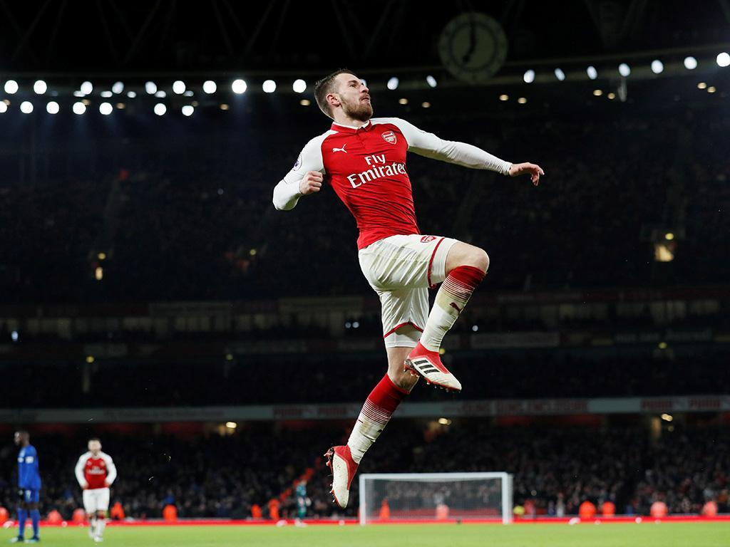 Arsenal-Everton (Reuters)