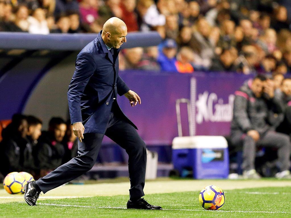 Zidane (Lusa)