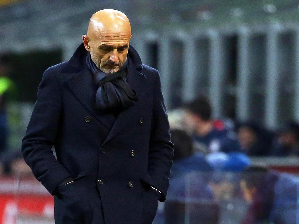 Luciano Spalletti (Lusa)