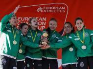 Sporting é campeão europeu de corta-mato masculino e feminino (Lusa)