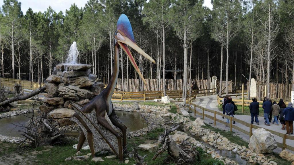 Dino Parque da Lourinhã