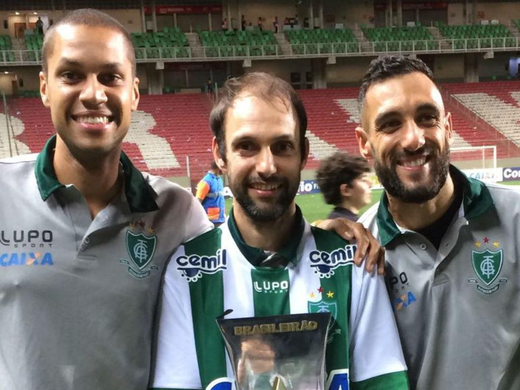 Rui Sousa no América Mineiro