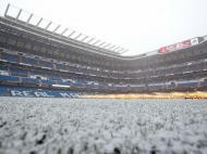 Santiago Bernabéu (VÍCTOR CARRETERO/Real Madrid)