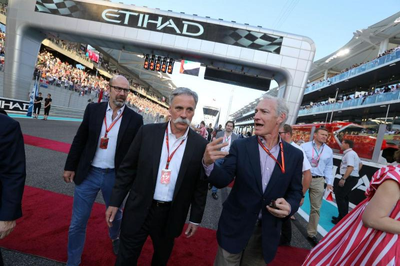 Chase Carey (Reuters)