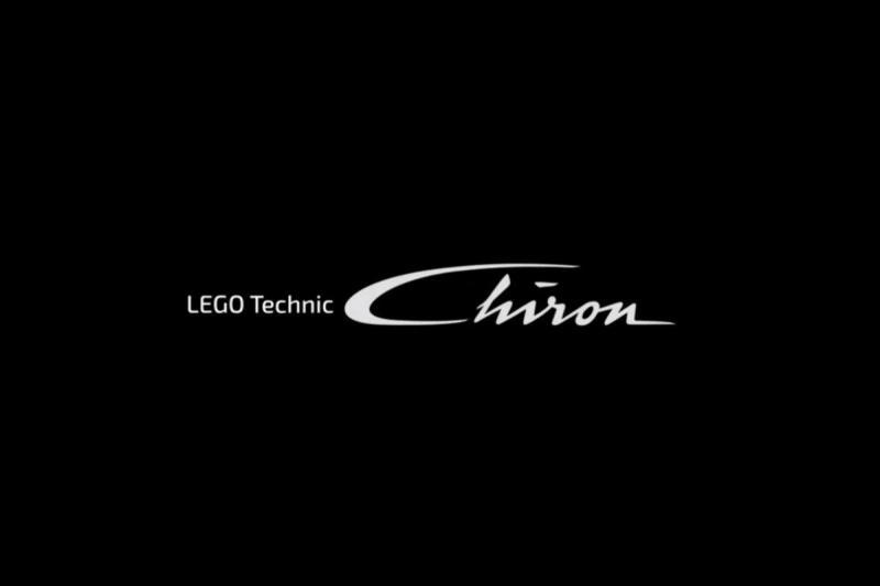 Bugatti Chiron Lego Technic (reprodução redes sociais)