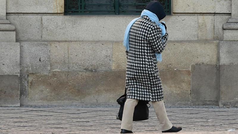 Frio em Portugal