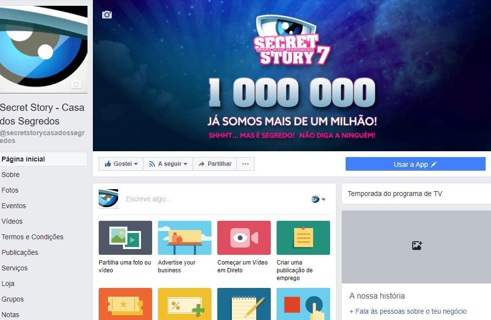 FB Secret