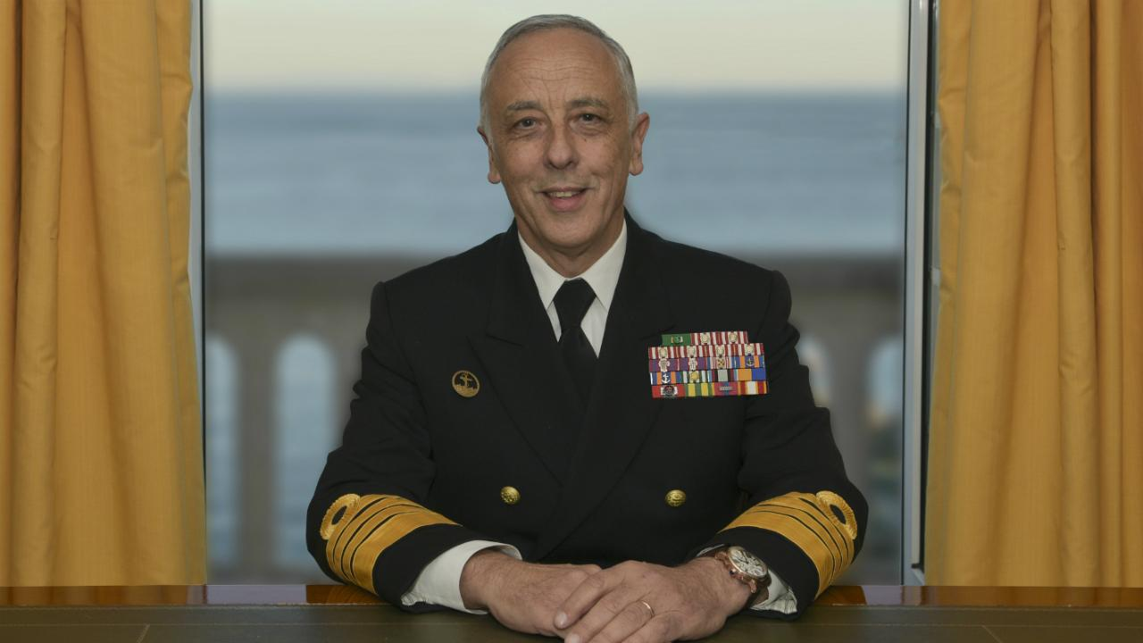 Almirante António Silva Ribeiro