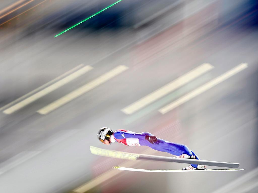 Jogos Olímpicos 2018 (Reuters)