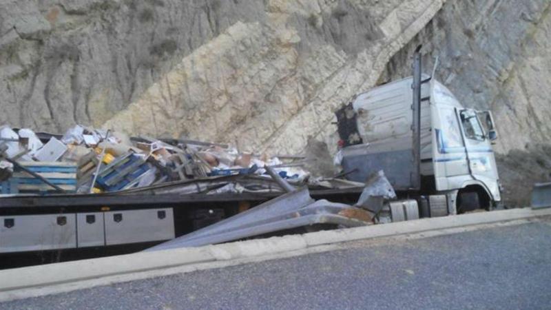 Camionista português morre em acidente em Espanha