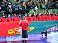 Final do Europeu de Futsal (EPA)