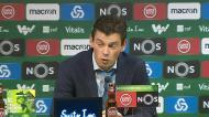 Nuno Manta: «Fomos enervando o Estádio José Alvalade