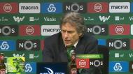 «Sporting fez talvez os melhores 45 minutos do ano em Alvalade»