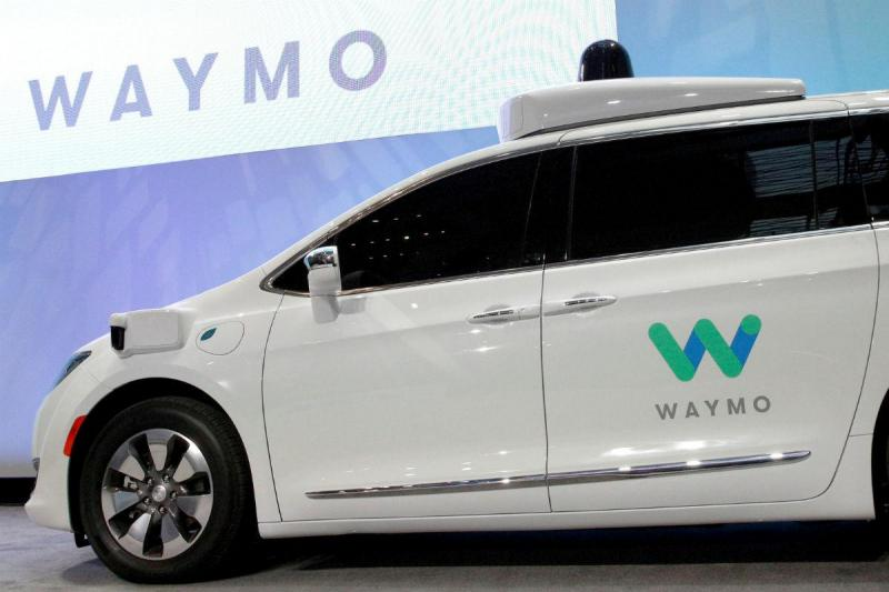 Waymo (Reuters)