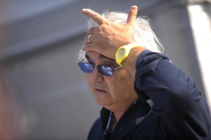 Flavio Briatore (Reuters)