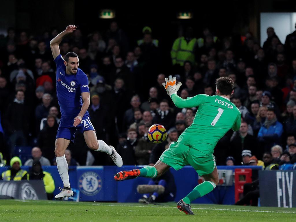 Chelsea-West Brom (Reuters)