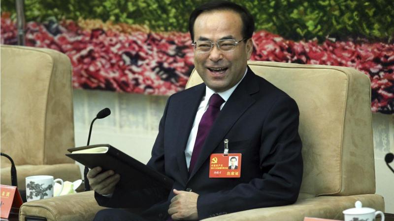 Sun Zhengcai - China