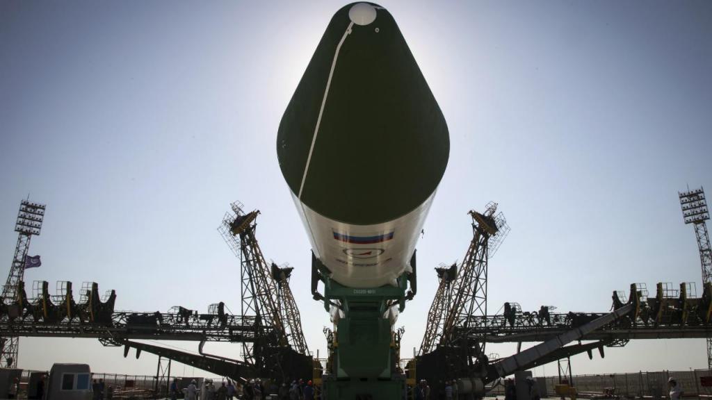 Cargueiro espacial russo Progress MS-08