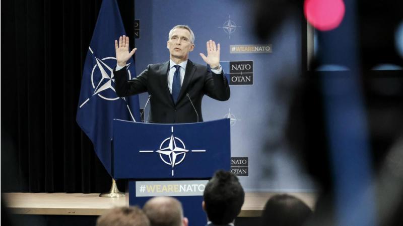 Jens Stoltenberg - secretário-geral da NATO
