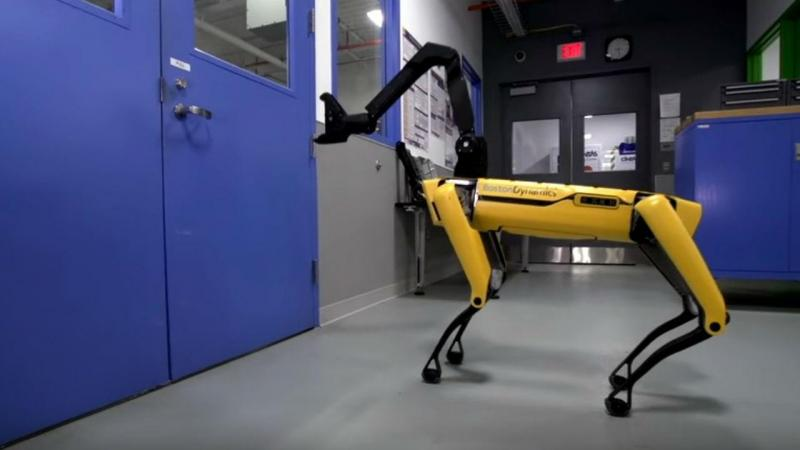 Robô da Boston Dynamics