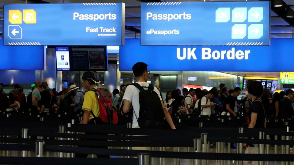 Aeroporto de Heathrow (arquivo)