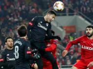Spartak Moscovo-Athletic Bilbao (Reuters)