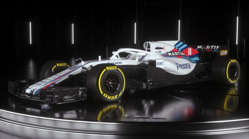 Williams FW-41