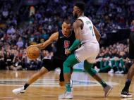 Boston Celtics-Los Angeles Clippers (Reuters)