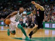 Boston Celtics-Los Angeles Clippers (Reuters)