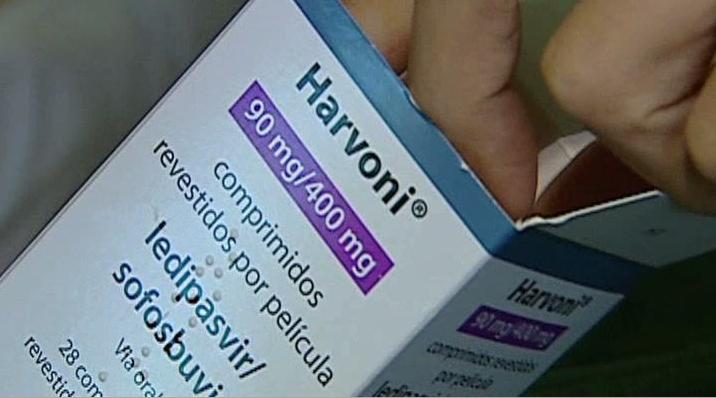 Medicamento para a hepatite C