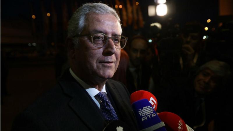 Fernando Negrão no 37.º Congresso Nacional do PSD
