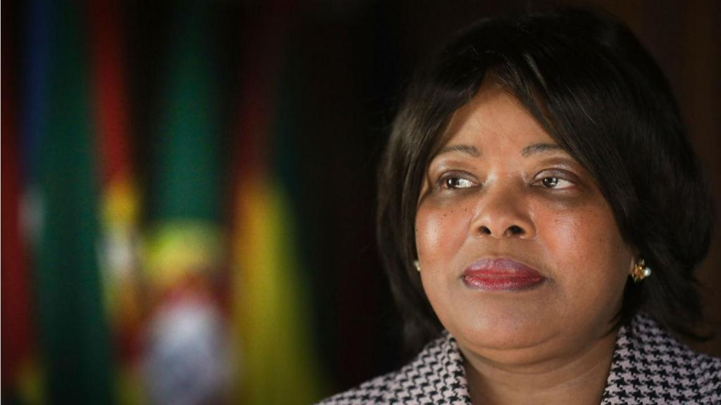 Secretária-executiva da CPLP, Maria do Carmo Silveira