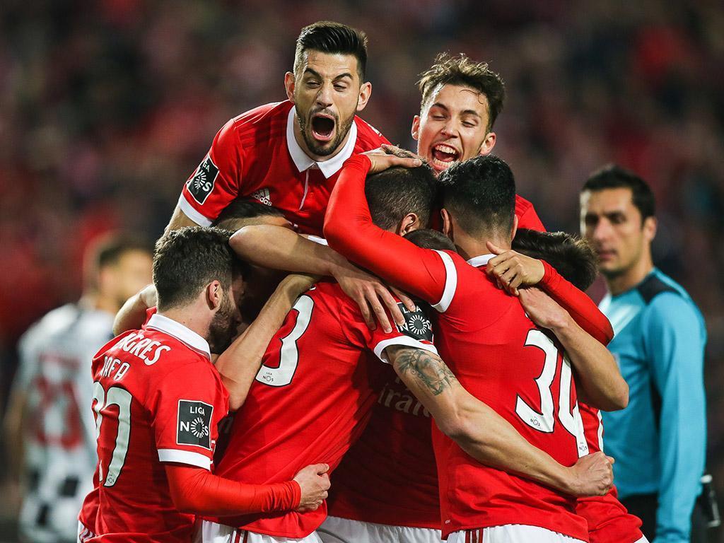 Benfica-Boavista (Lusa)