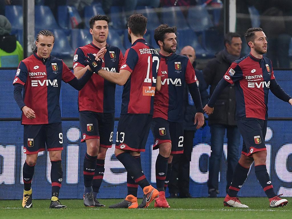 Génova-Inter (Lusa)