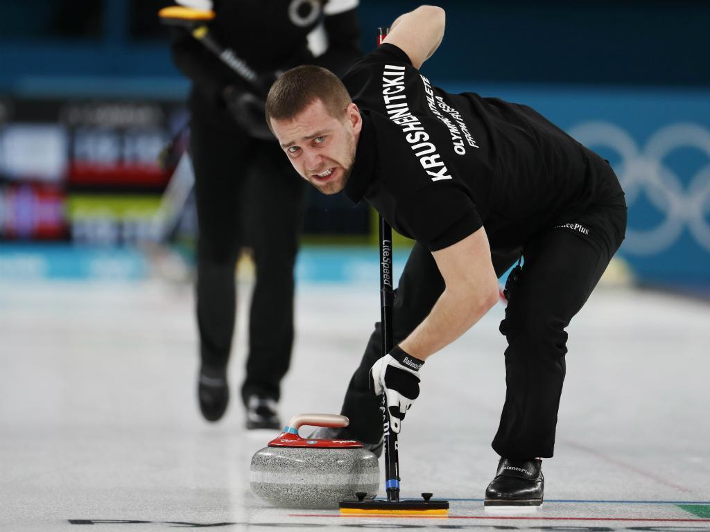 Alexander Krushelnitsky (foto Reuters)