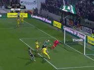 Tondela-Sporting, 1-1 (Bas Dost)