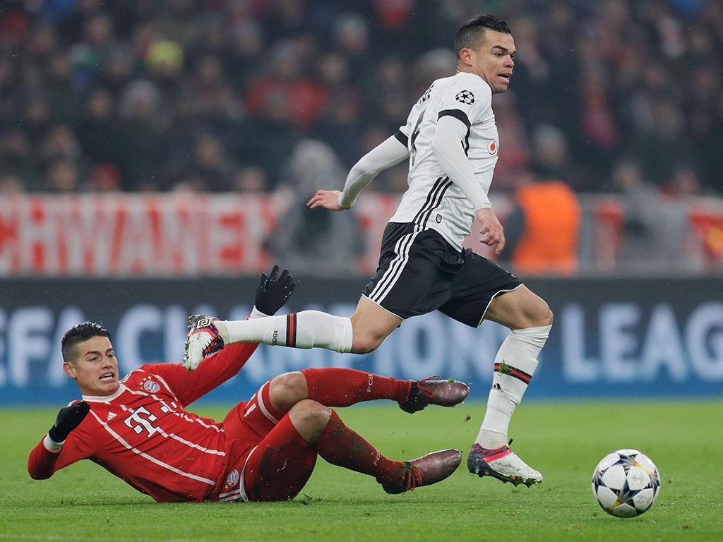 Bayern Munique-Besiktas (Lusa)