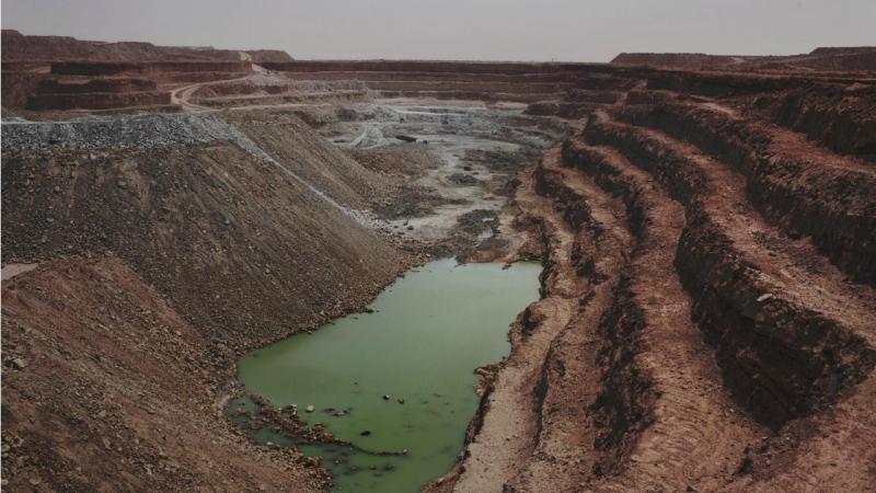 Mina de urânio (arquivo)